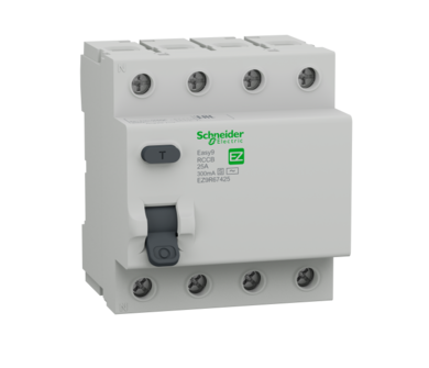 УЗО 4Р 25А 30мА эл.Easy9 Schneider Electric